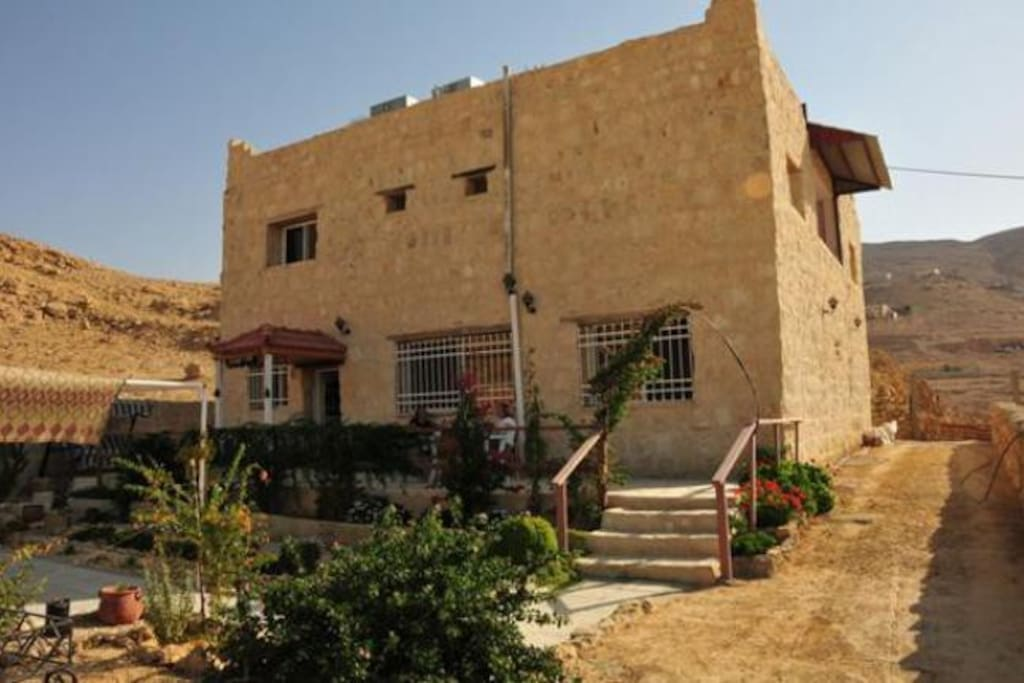 Petra B&B with 4 guest rooms