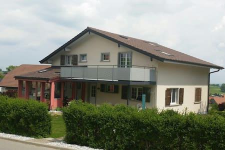 Grande Chambre indépendante 1-2p - Vuisternens-en-Ogoz - Ev