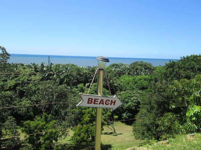 Melville House: Beachfront home - Port Shepstone - Dům