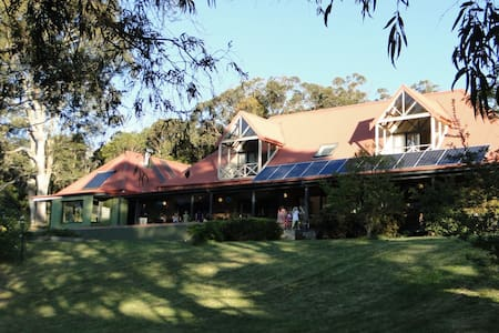 Room in country home, Berrima
