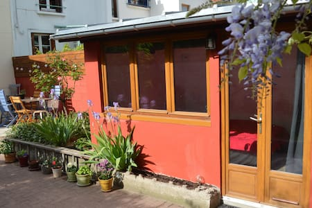 Garden room - 5 min Paris