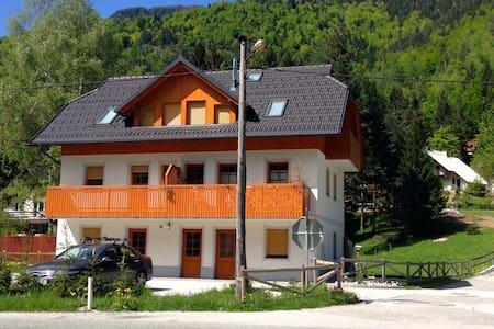 Vacation in Kranjska Gora-Martuljek - Gozd Martuljek - 公寓
