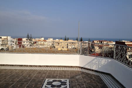 Riad proche plage - Moulay Bousselham
