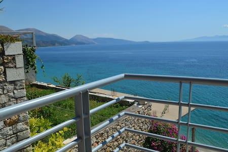 House in Qeparo Albania Riviera -51 - Qeparo - 公寓