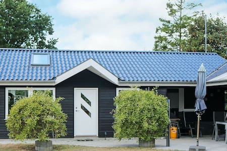 Quaint Holiday Home in Hadsund with Terrace