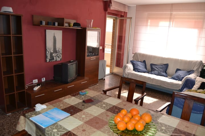 Burriana Playa (Beach) - Burriana - Apartament