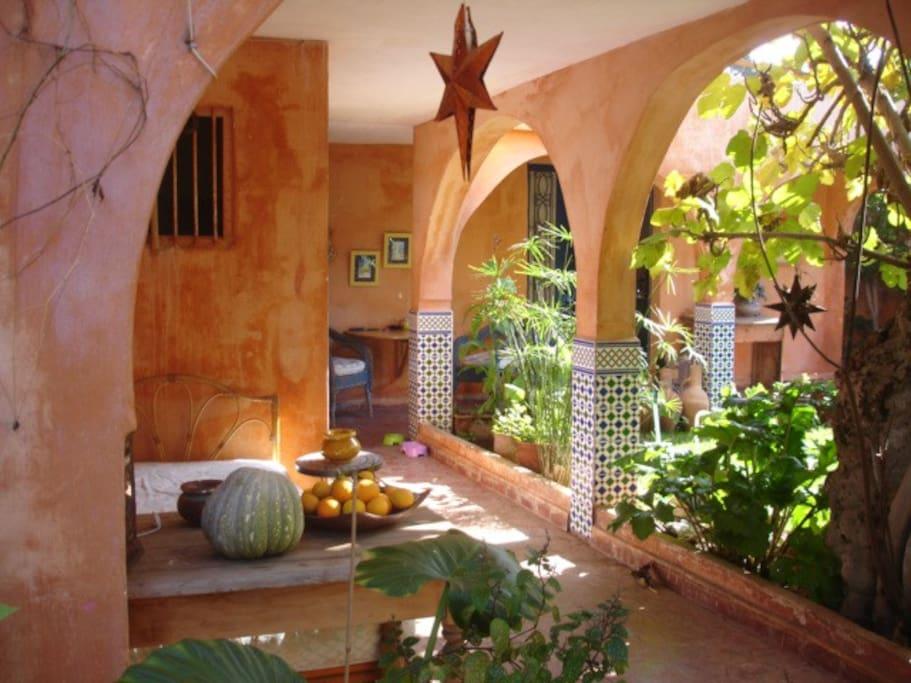 Charmantes wohnen in Casablanca