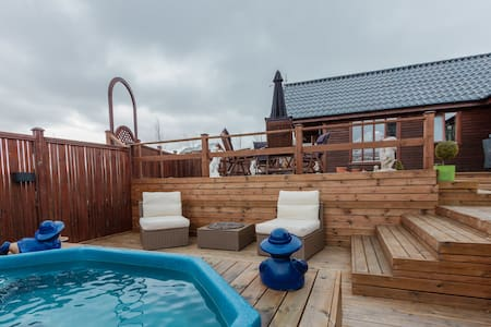 Northern lights villa - Akranes