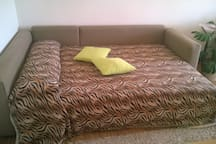 Sofa bed (1-2 persone/people)