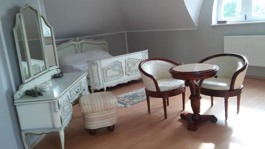 Villa Wiktoria, Łagów -  Pokój trzyosobowy