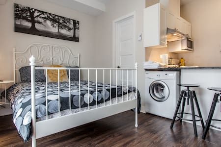 201-Nice Cozy Studio ideal for solo/couple - Montreal