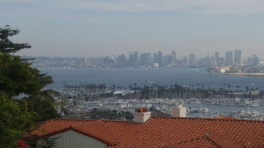 Room with a spectacular view! - San Diego - Huis