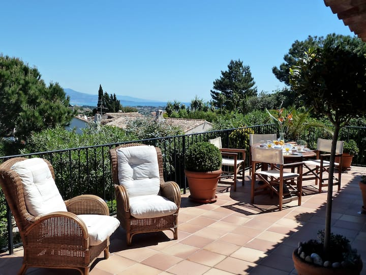 Mas Samarcande B&B near Cannes