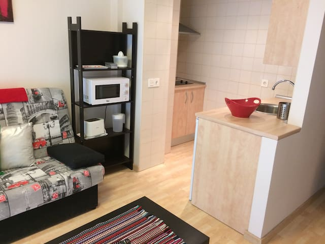 Apartment 2 de 5-Parking Included-New-Wifi-Center - Salamanca - Wohnung