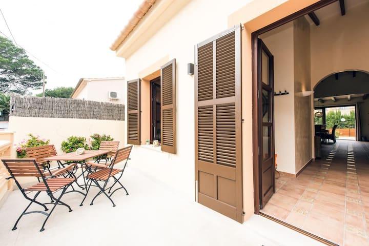 Strandhaus Casa Son Moll - Son Moll - Rumah