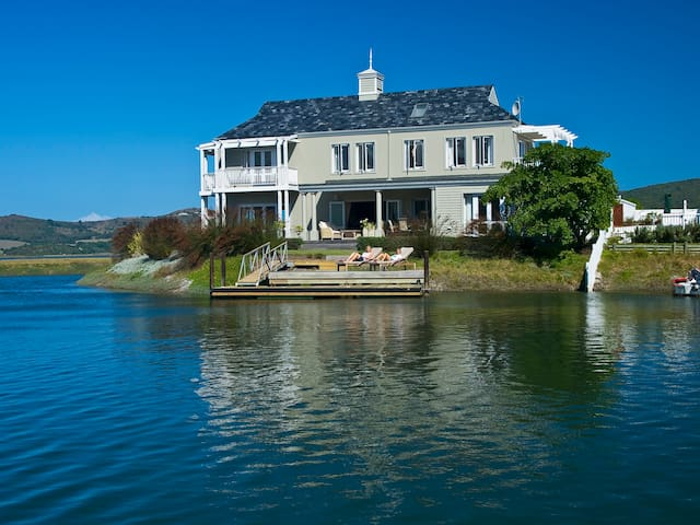 Spurwing Lodge Thesen Island - Knysna - Villa
