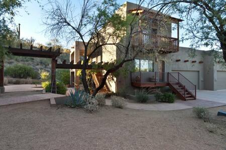 Secluded Desert Oasis - Cave Creek
