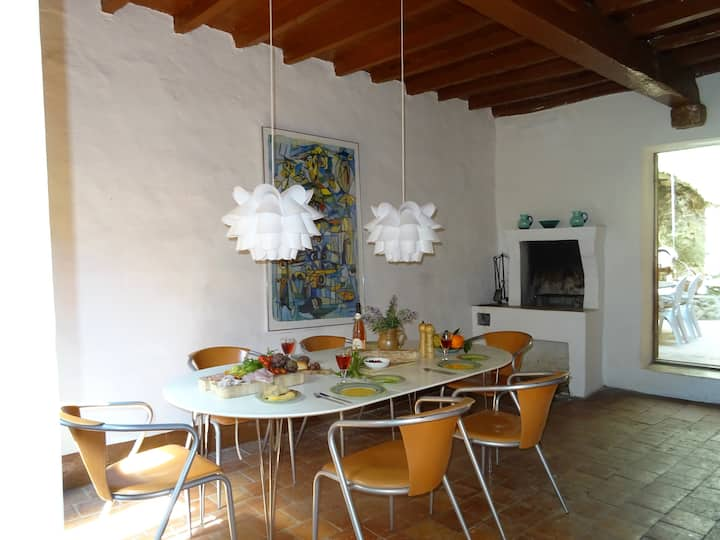 Wonderfull holiday house close to Rome and beach