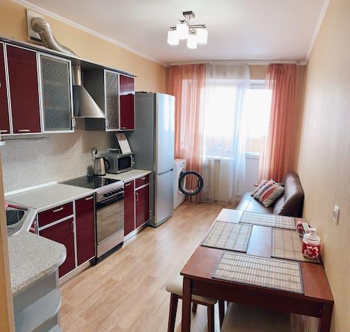 1-ная квартира Горького 154