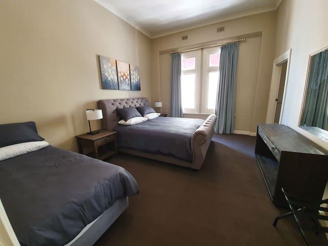 Spacious, Central, Adelaide CBD, Privacy