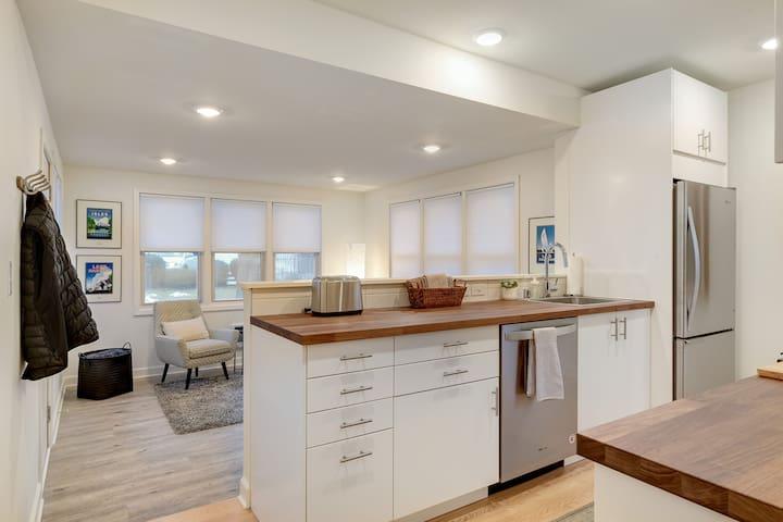Modern, cozy & convenient