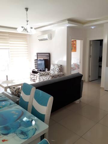 Квартира в аренду в г.Аланья район Махмутлара