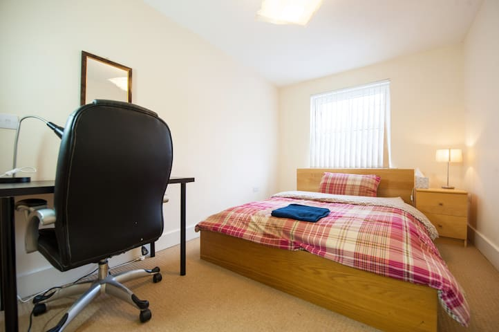 DOUBLE ENSUITE ROOM - Northampton - Apartament