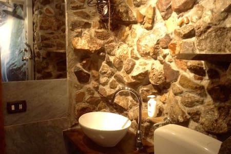 Tiny Romantic Cave Cottage