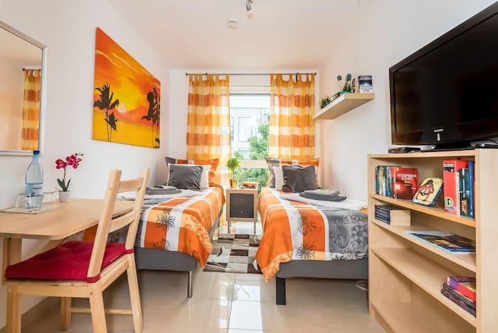 Gemütliches Zimmer für 1-2 Personen Küche/Bad
