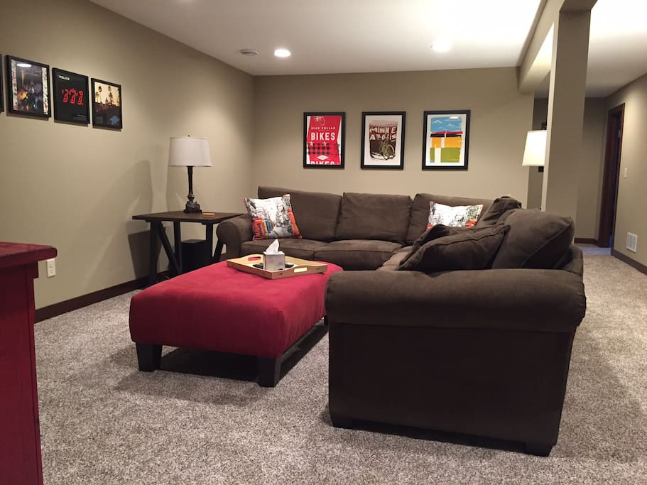 Lower Level 2 Bedroom Suite Guest Suites For Rent In Apple Valley Minnesota United States