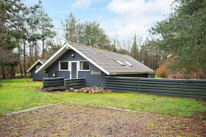 4 star holiday home in Oksbøl