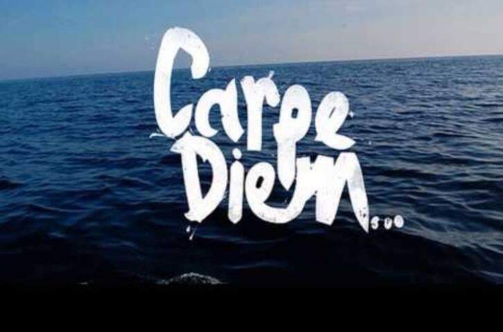 Carpe Diem a Sanremo