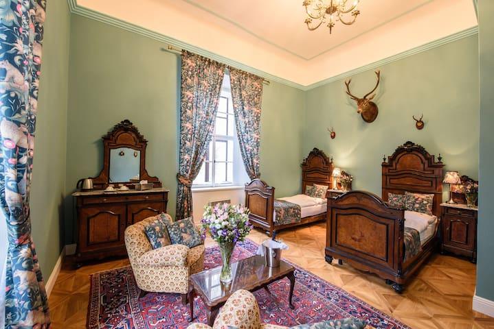 Chateau Hostačov - Classic room
