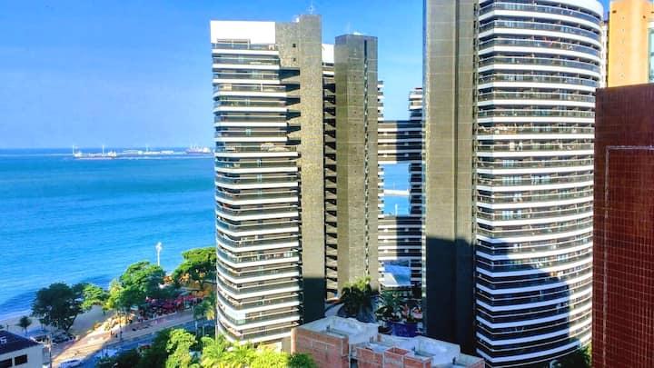 Apartamento Inteiro Landscape Beira Mar Fortaleza