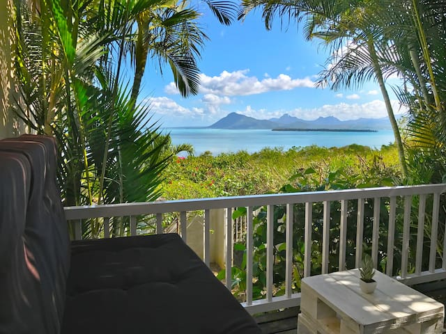 Island View Suite on Le Morne