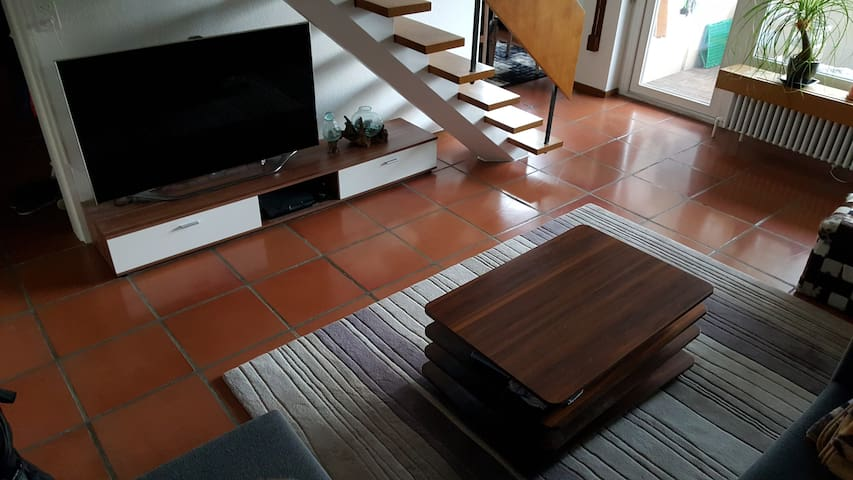 Flat 15min direct tram BASELWORLD! - Binningen - Apartmen