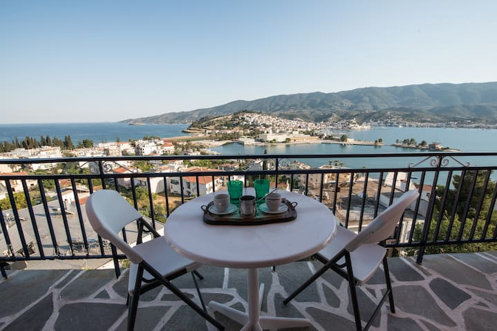 Vila Katerina - Amazing view and excellent style.