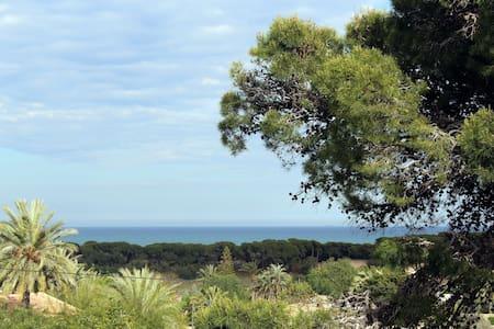 Apartamento vistas mediterráneo - la marina del pinet  elche alicante