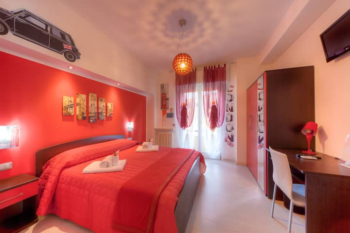 AI GIARDINI rooms Verona city centre