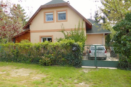Ferienhaus in Seenähe - Gárdony - Rumah