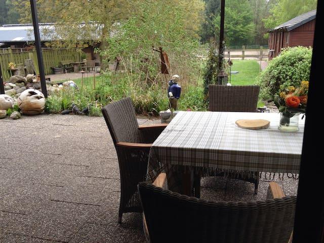 Ruhige Gästezimmer bei Naturfreaks - Rhauderfehn - Huis