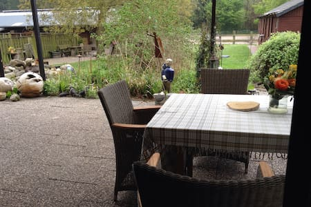 Ruhige Gästezimmer bei Naturfreaks - Rhauderfehn - Hus