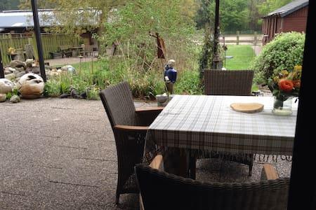 Ruhige Gästezimmer bei Naturfreaks - Maison