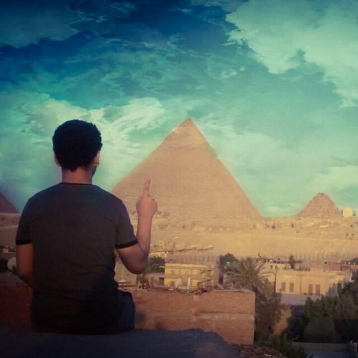 pyramids kefren