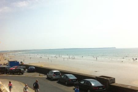 Fantastic Sea View Apartment - Tramore - Apartmen