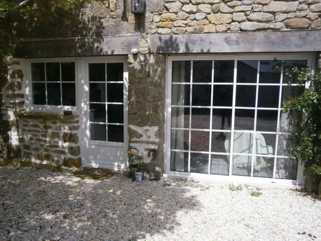 Gîte entre terre et mer  - Plogastel-Saint-Germain - Haus