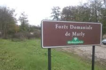 Villa 6 ch proche Versailles - Marly-le-Roi