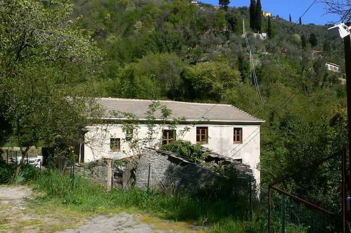 Country Millhouse - Rapallo - Maison