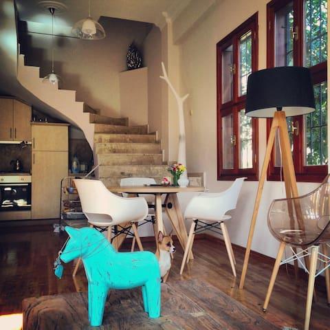 little villa antalya kaleici design - Antalya - Huis