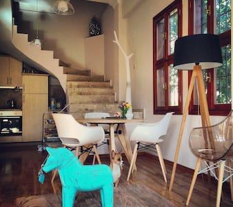 little villa antalya kaleici design - Antalya